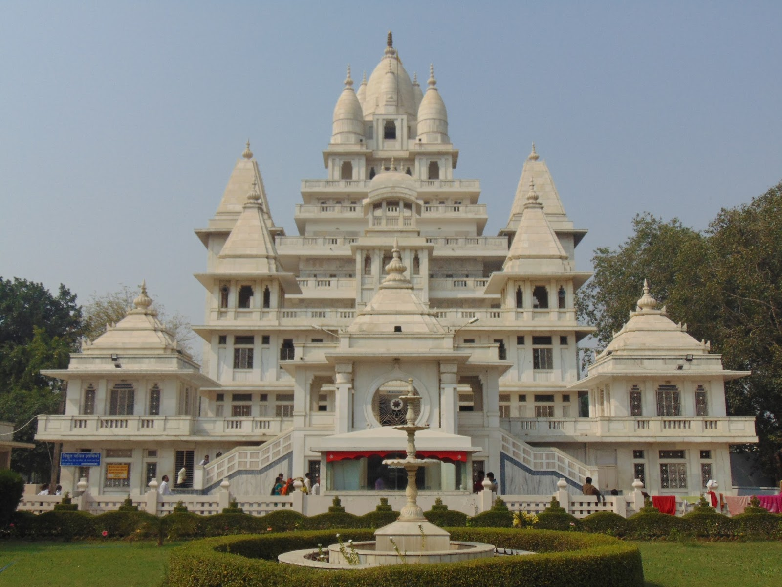 Pagla Baba Temple mathura
