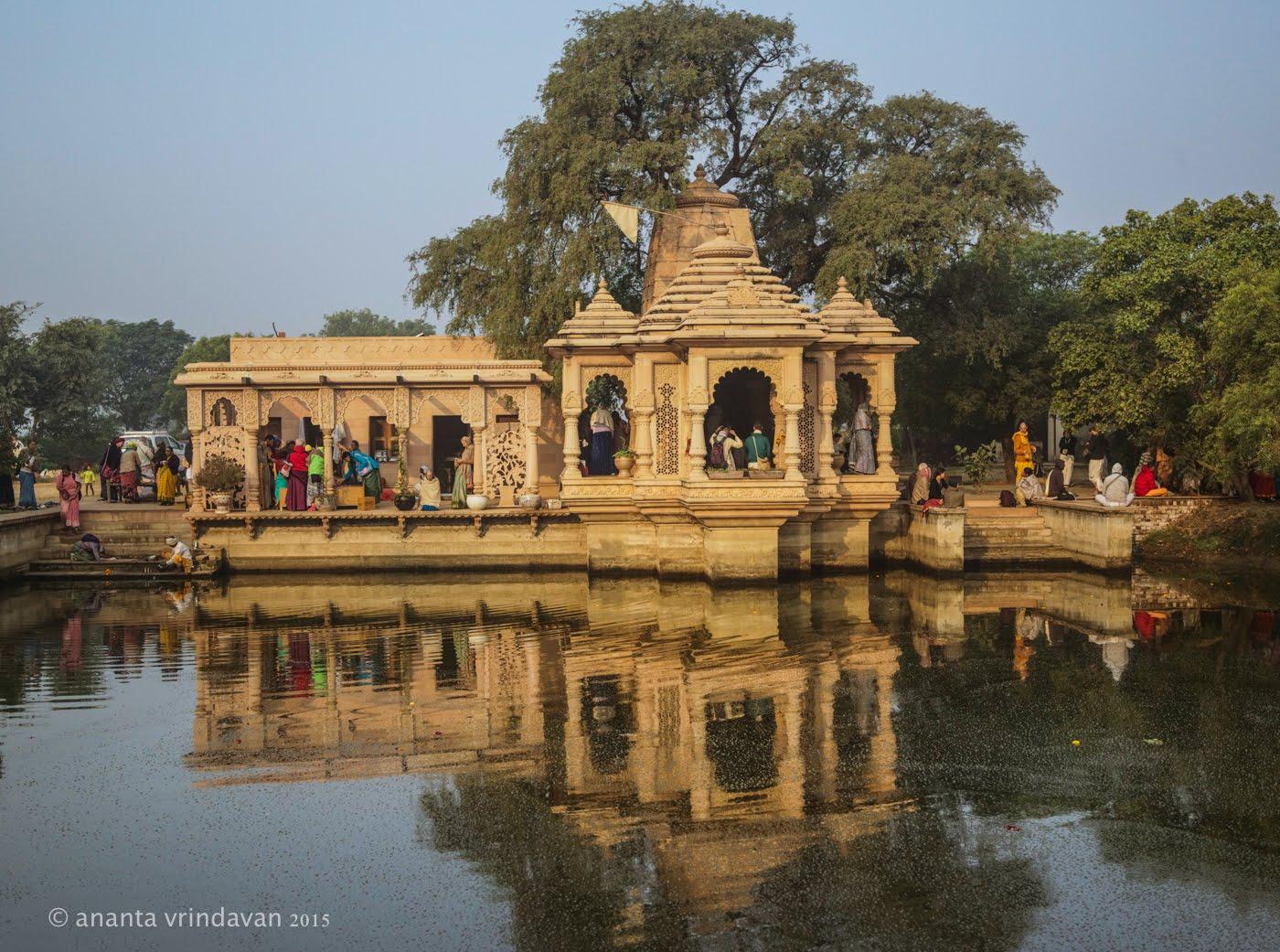 Vrinda devi temple mathura