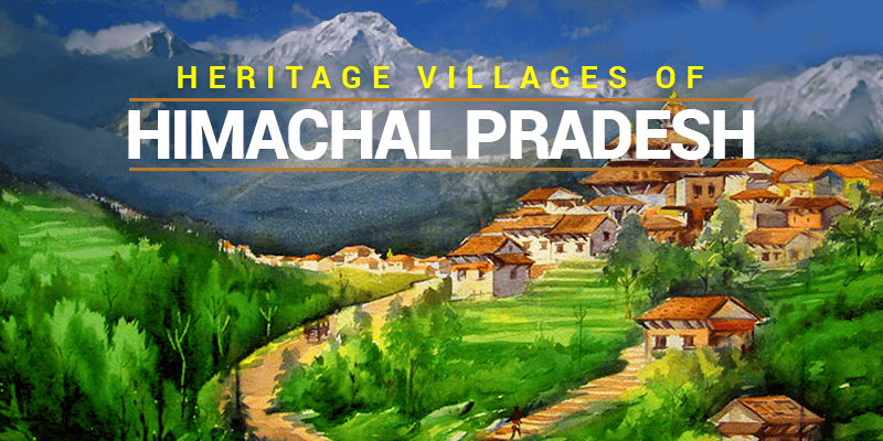 Villages of Himachal