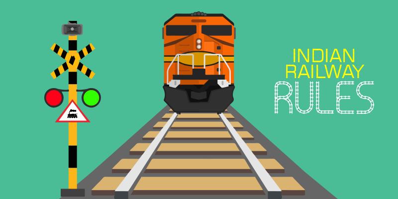 Indian railways rules