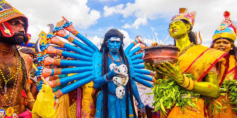 Dussehra in Tamil Nadu