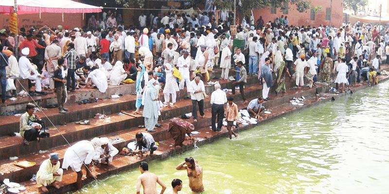 shradh in kurushetra
