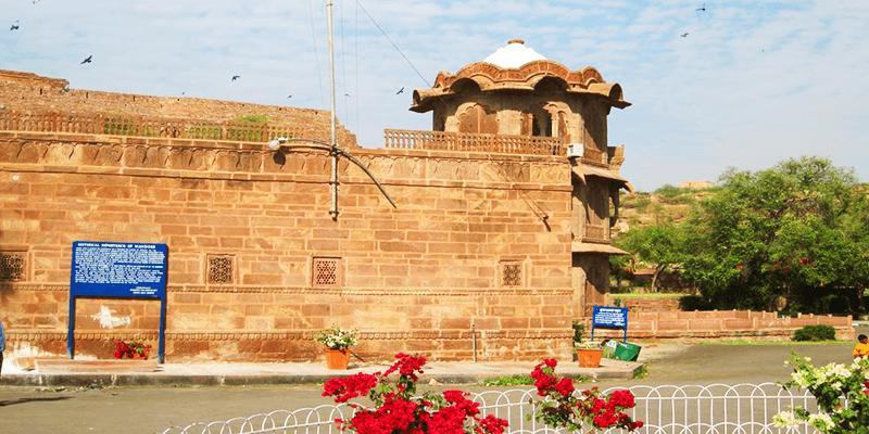 Mandore Fort