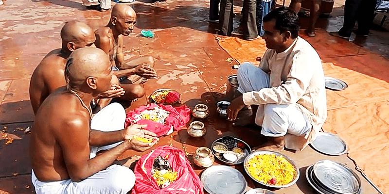 shradh in jagannath puri