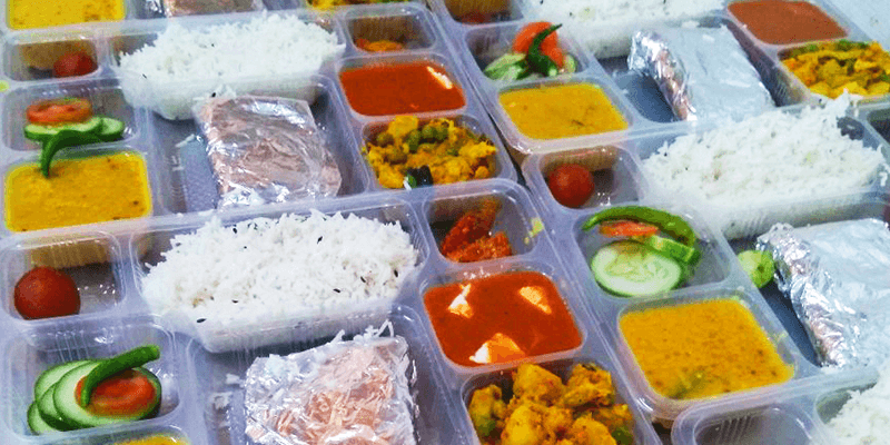 bulk food order booking for travellers