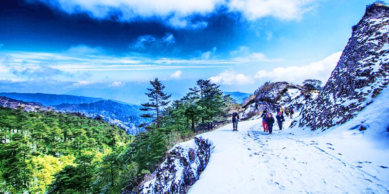 Sandakphu Trekkers