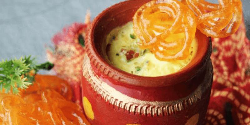 Mawa-Khoya Jalebi