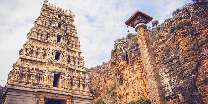Yaganti Temple Nandi