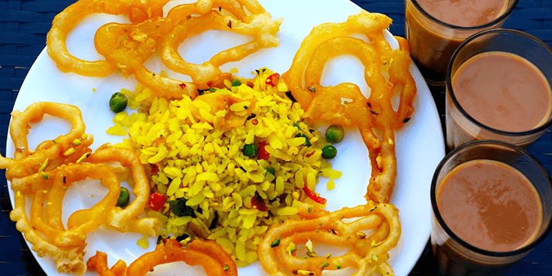 Poha Jalebi photo