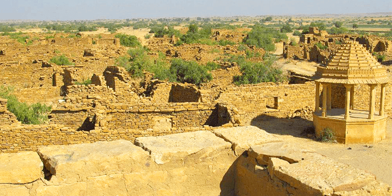 Kuldhara village images