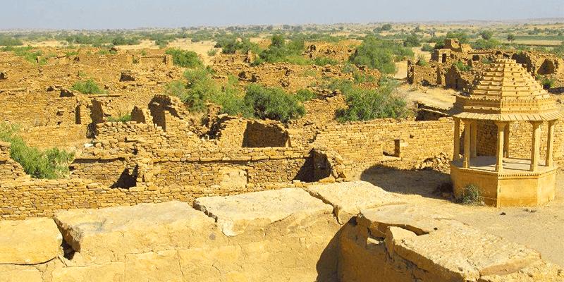 Kuldhara village images