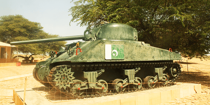 Longewala war photos
