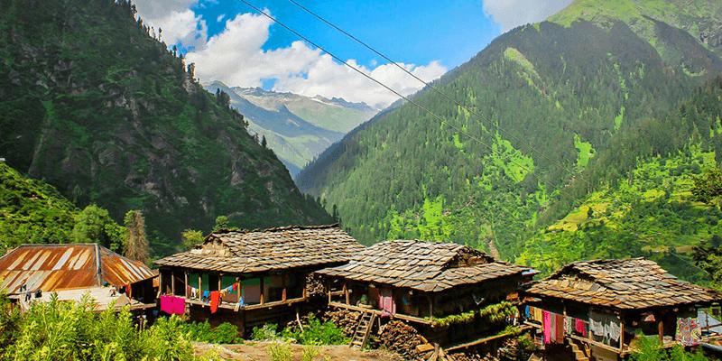 Rashol village