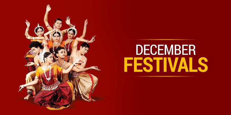 December Festivals in India