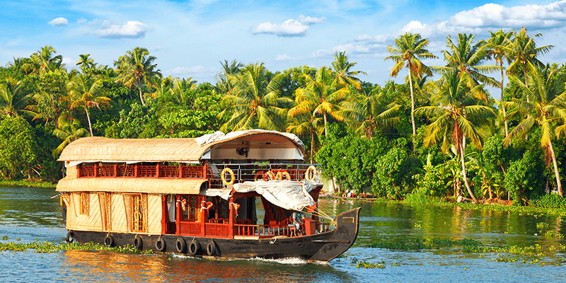 Kochi Houseboat for honeymoon