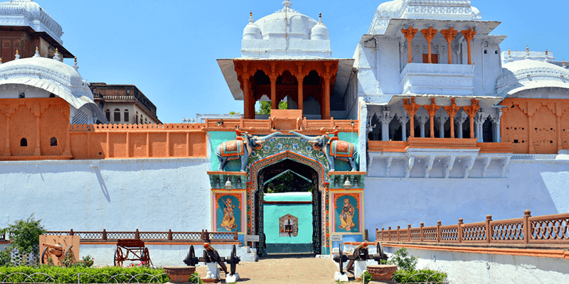 Khade Ganesh Temple images