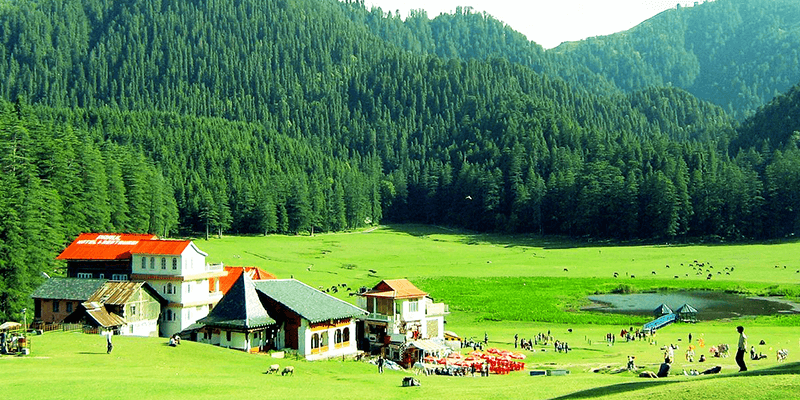 Khajjiar honeymoon destination in india