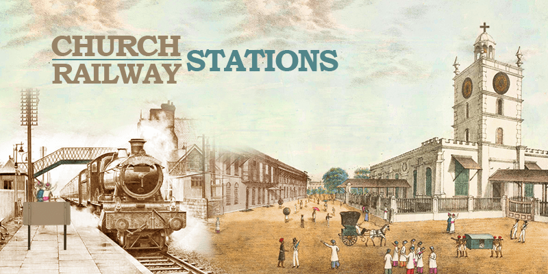 Church railway stations