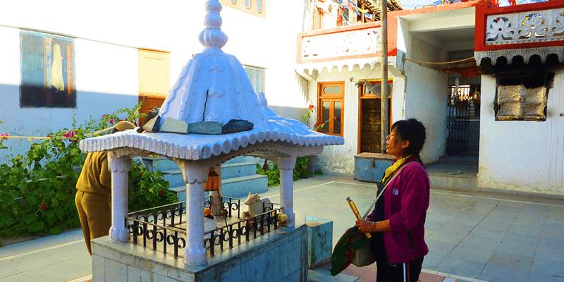 Trilokinath Temple Himachal