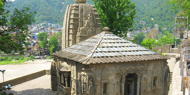 Trilokinath Temple in Mandi or Chamba