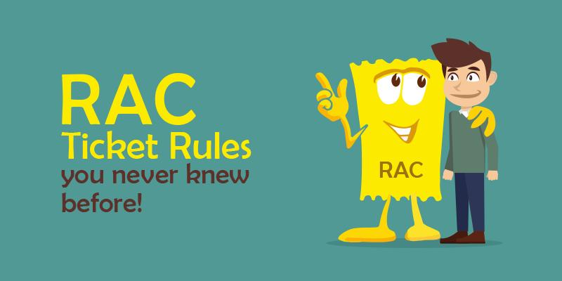 RAC Ticket