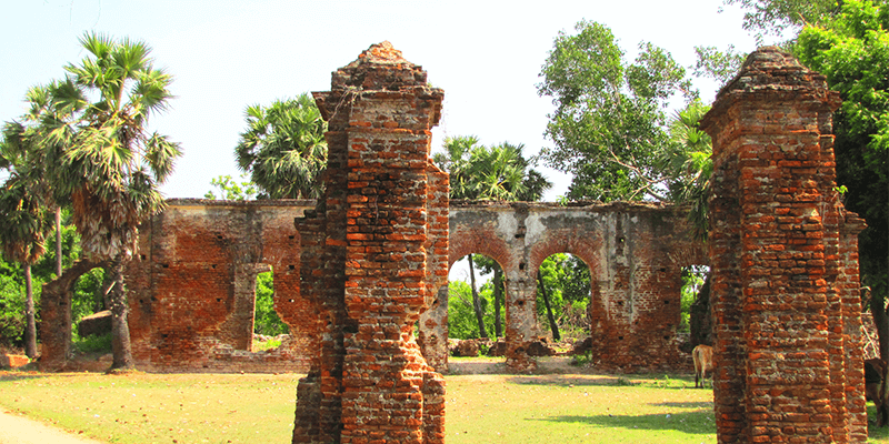 Arikamedu excavations