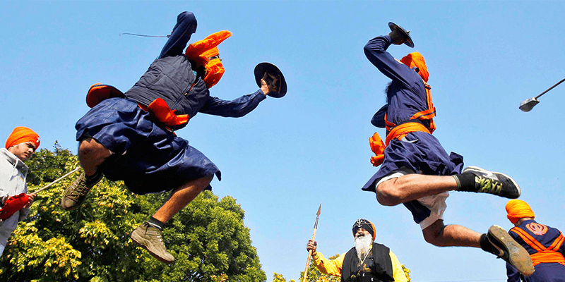 Gatka Fight