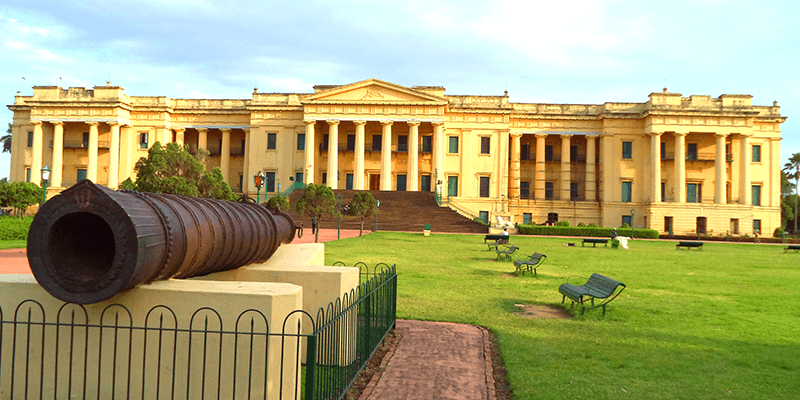 Hazarduari Palace images