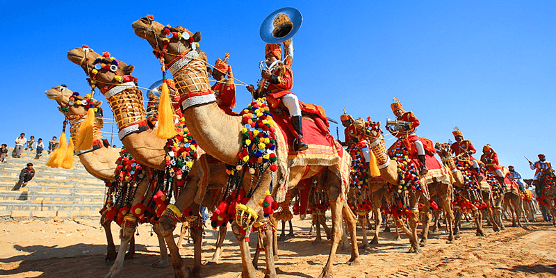 desert festivals of india