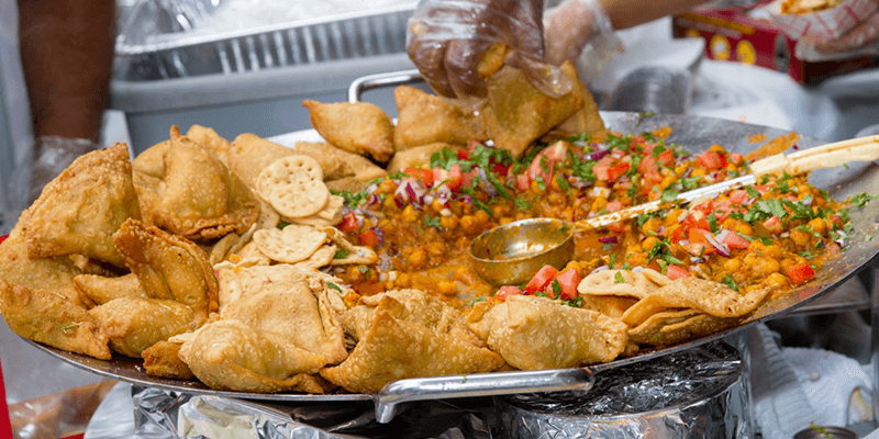 Street food festival delhi