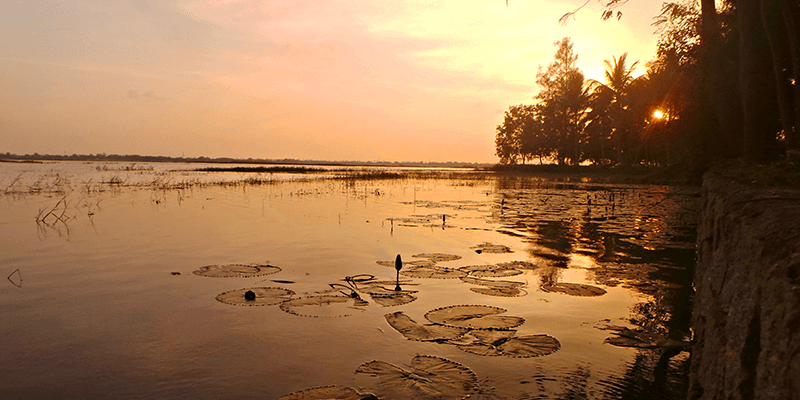 Ousteri Lake images