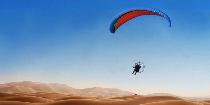 Jaisalmer Para Motoring