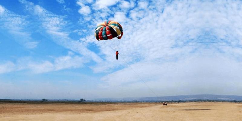 Jaisalmer Parasailing