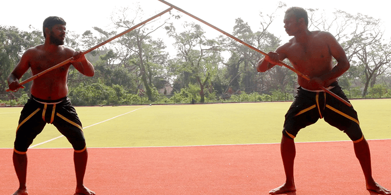 tamilian oldest style of martial art