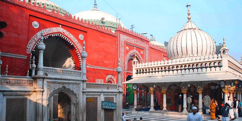 Tomb of Nizamuddin Aulia