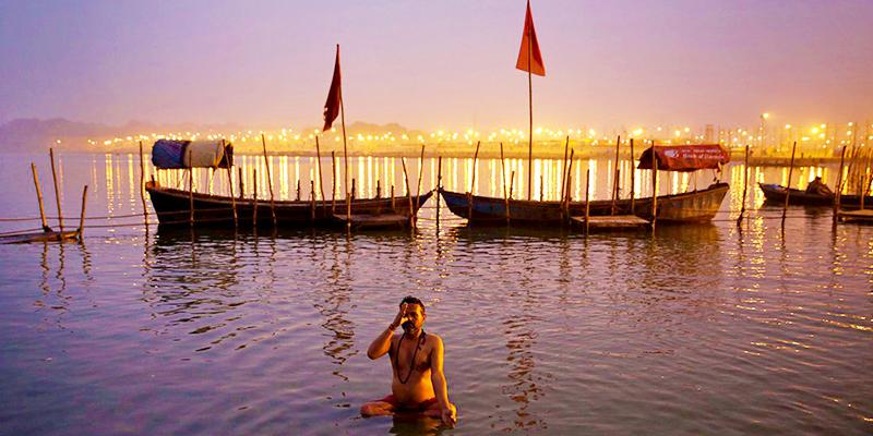 Magh Mela Allahabad