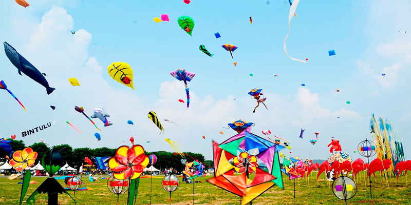 Inernational Kite Festival 2018