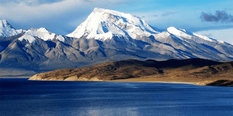 Surreal beauty of Mount Kailash