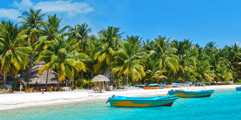 Best beaches in Lakshdweep
