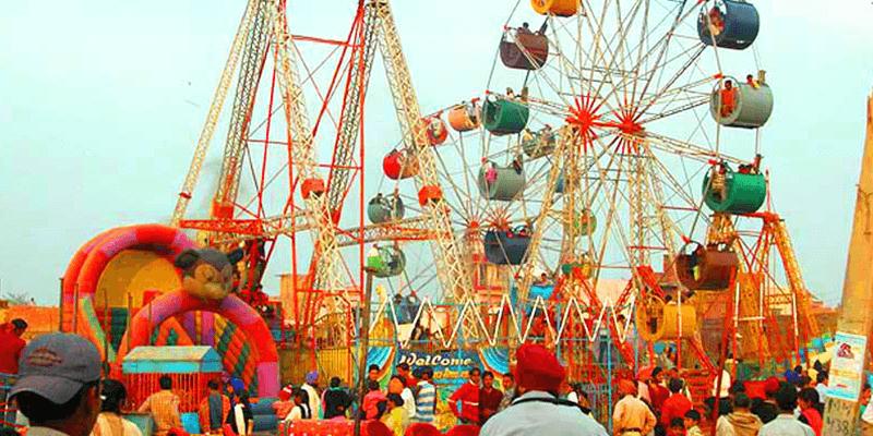 holi mela in anandpur sahib