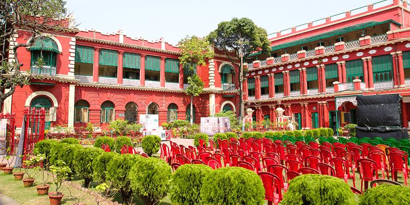 Rabindra Bharati Museum images