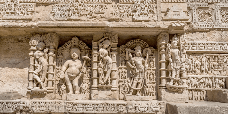 Rani Ki Vav Architecture