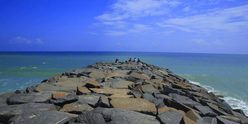 Beaches in POndicherry