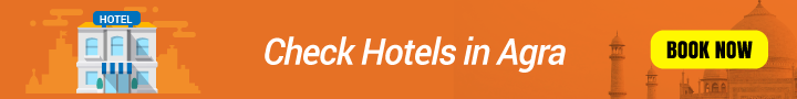 Banner Check hotels in Agra