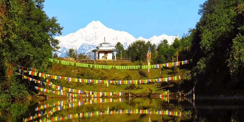 Sangchen Dorjee Monastery