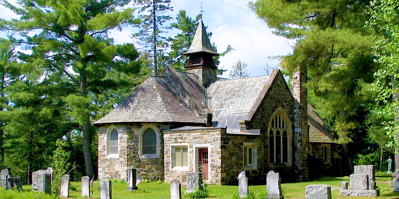 Indian churches