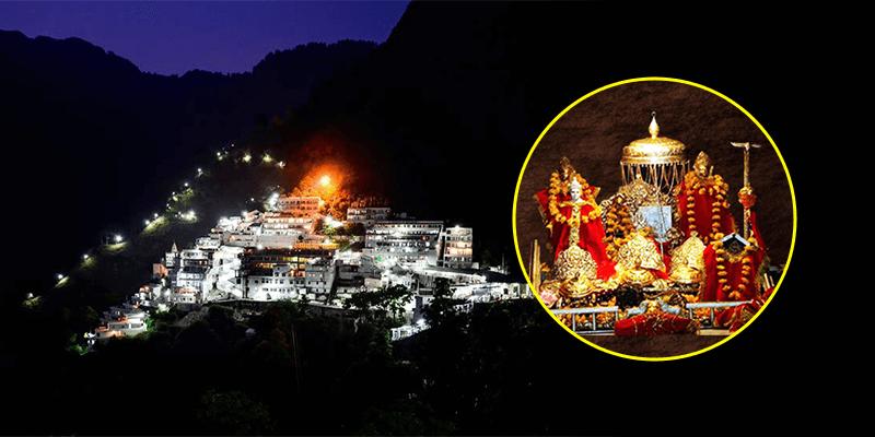 Vaishno Devi in Katra