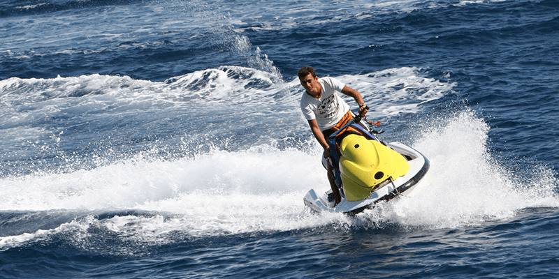 Water Sports in Andamans