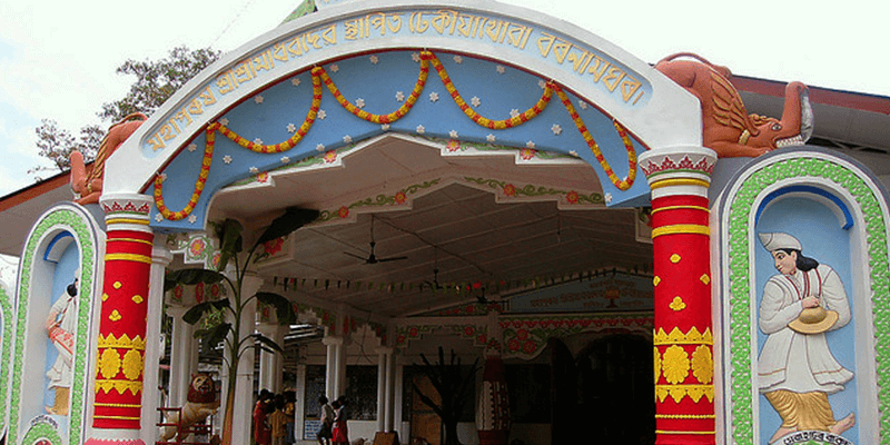 Bilvesvar Shiva Temple