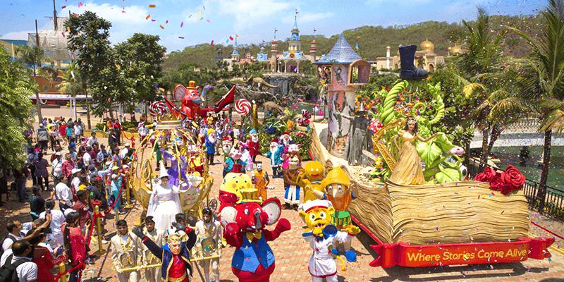 Imagica Grand Parade